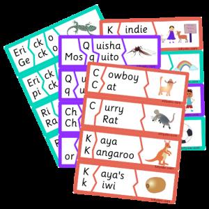 Cowboy Cat & Friends /k/ Jigsaw Puzzles